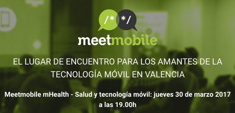Evento Meetmobile especial tecnología en la salud