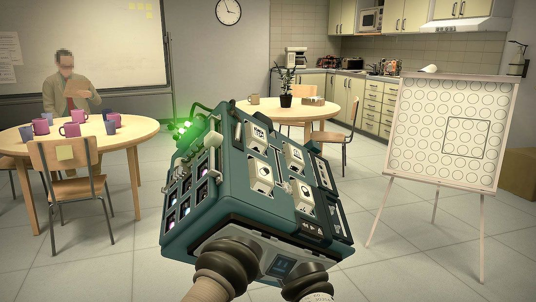Statik Playstation VR