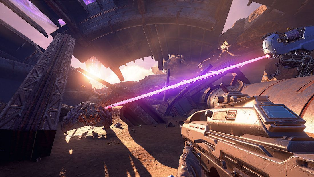 Farpoint PS4 - PS VR