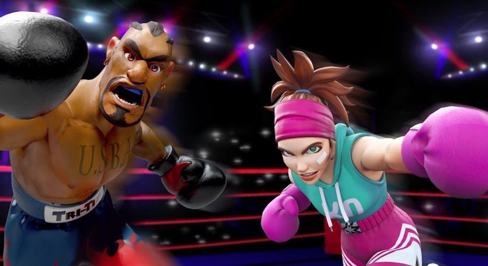 Knockout League - Juego de boxeo VR